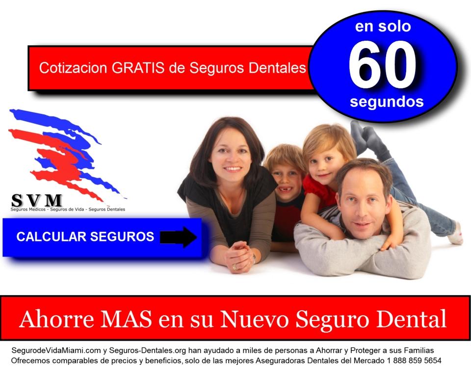 Buscar informacion de Seguros Dentales